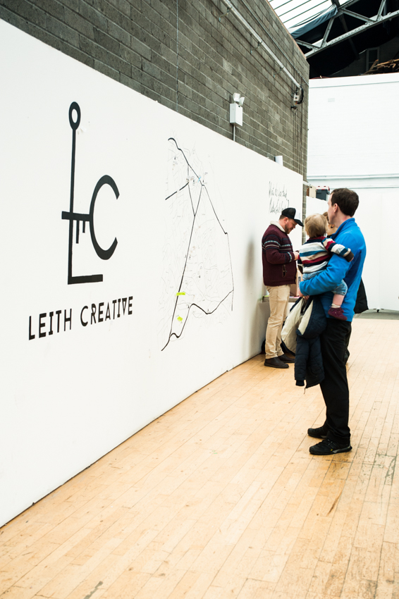 Leith Creative Launch Event